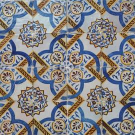 Mattonelle antiche siciliane piastrelle antiche in for Mattonelle maioliche